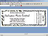 Create A Ticket Template Free Ticket Stub Template Hrant