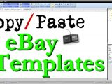 Create An Ebay Template Ebay HTML Template Sadamatsu Hp
