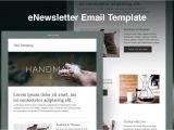 Create Email Blast Template Responsive HTML Enewsletter Template Other Platform