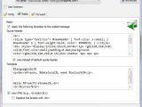 Create Email Template Thunderbird Smarttemplate4 Modules Pour Thunderbird