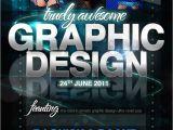 Create Flyer Template Online 39 Graphic Design 39 Nightclub event Psd Flyer Template Flickr