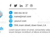 Create HTML Email Signature Template 10 Email Signature Templates HTML Files Included by Doto