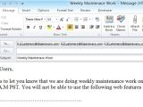 Create Outlook Email Template 2007 How to Create Email Templates In Microsoft Outlook