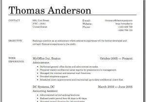 Create Professional Resume How to Create A Resume