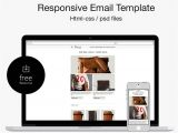 Create Responsive Email Template Online 25 Best Responsive Email Templates Web Graphic Design