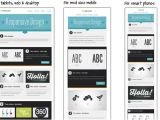 Create Responsive Email Template Online 30 Free Responsive Email and Newsletter Templates