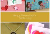 Create Your Own Valentine S Day Card Create An Adorable Bouquet Of Hearts Card for Valentine S