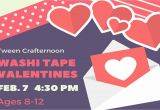 Create Your Own Valentine S Day Card Join Ms Kelly to Create Your Own Handmade Valentine S Day