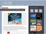 Create Your Own WordPress Template 15 Tutorials to Help You Build WordPress themes