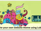 Create Your Own WordPress Template Use Lubith to Create Your Own WordPress theme without