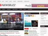 Create Your Own WordPress theme From An HTML Template Newsbuzz 3 Columns Blogger Template Free Graphics