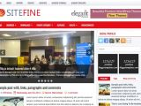 Create Your Own WordPress theme From An HTML Template Sitefine orange Blogger Template Free Graphics Free
