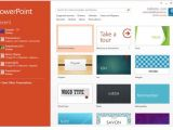 Creating A Powerpoint Template 2013 Interface In Powerpoint 2013 for Windows