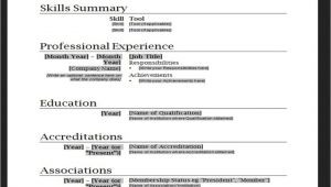 Creating A Resume Template In Word Free Resume Templates Word Cyberuse