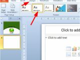 Creating A Template In Powerpoint 2010 How to Revert to A Blank Template In Powerpoint