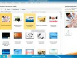 Creating A Template In Powerpoint 2010 Microsoft Powerpoint 2010 Templates Microsoft Office