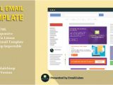 Creating An HTML Email Template Create Responsive HTML Email Template for 10 Seoclerks