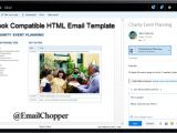 Creating An HTML Email Template Useful Tips Tricks to Create Outlook Compatible HTML