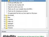 Creating Email Templates In Outlook 2013 Create Email Templates In Outlook 2010 2013 for New