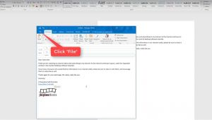 Creating Email Templates In Outlook How to Create An Email Template In Outlook