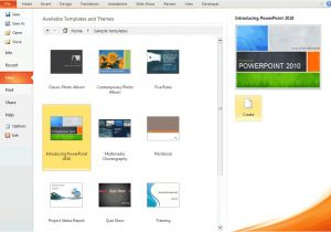 Creating Your Own Powerpoint Template How to Create Your Own Powerpoint Template Briski Info