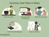 Creative Business Card Job Titles Sales Careers Options Job Titles and Descriptions