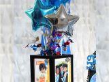 Creative Card Boxes for Graduation Graduation Party Idea Diy Framed Centerpiece Dollar Tree