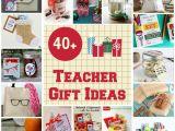 Creative Card Ideas for Teachers 40 Christmas Gift Ideas for Teachers Teacher Gifts