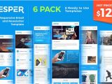 Creative Email Marketing Templates Email Templates Creative Market