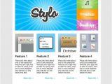 Creative Email Newsletter Templates 10 Creative Newsletter Design Showcases