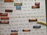 Creative Father S Day Card Ideas Father S Day Chocolate Card Present Idea Candy Cards