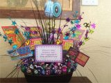 Creative Gift Card Basket Ideas 40th Birthday Gift Idea with Images 40th Birthday Gifts