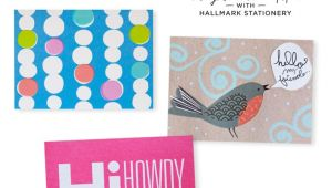 Creative Home Hallmark Card Studio Put Your Heart to Paper with Hallmark Stationery with