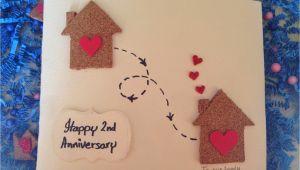 Creative Kisses Flash Card Set Simple Idea for Anniversary Gift Diy Anniversary Cards