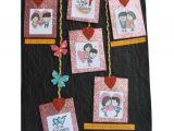 Creative Love Card for Her Natal Crafts Creative Jumbo Handmade Love Card 01 Size A3 Greeting Card