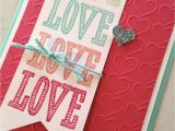 Creative Love Card for Her Season Of Love Valentine Heart Card Valentines Cards