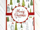 Creative Memories Christmas Card Kit 178 Best Ctmh A I Beary Christmas Winter 2018 Images In