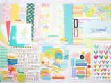 Creative Memories Everyday Card Kit Citrus Twist Kits Blog February 2020