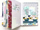Creative Memories Everyday Card Kit Urlaub Scrapbooking Minialbum Materiapaket Hergestellt Mit