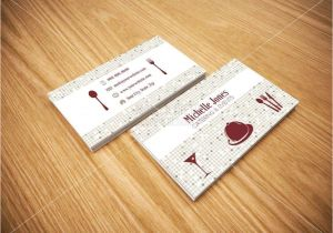 Creative Visiting Card Design for event Management Company Free 19 Catering Business Card Templates In Publisher