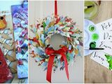 Creative Ways to Present A Gift Card 8 Creative Ways to Upcycle Old Christmas Cards Christmas