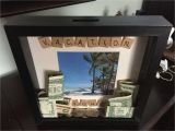 Creative Ways to Present A Gift Card Shadow Box Made Into Bank to Give Money as A Gift