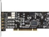 Creative X-fi Titanium Pcie Audio Card asus Xonar D1 Interne Pci soundkarte 7 1 Digital Out Dolby Technik Eax 192khz 24bit Low Profile