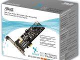 Creative X-fi Titanium Pcie Audio Card asus Xonar Dx Interne Pcie soundkarte 7 1 Digital Out Dolby Technik Eax 192khz 24bit Low Profile