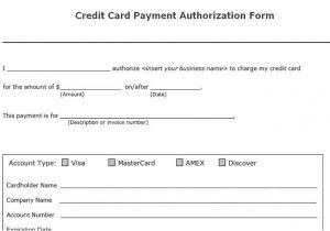 Credit Card Payment Receipt Template Accounts Receivable Controls Vitalics