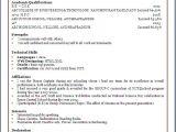 Cs Fresher Resume format Resume Blog Co Bachelor Of Computer Science Engineer B E