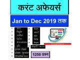 Ctet Admit Card Name Wise Last One Year Current Affairs 2019 20 January to December