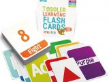Cue Card topic Beautiful Person 58 Kids Educational Flash Cards Letters Colors Shapes and
