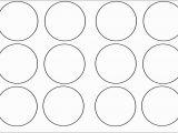 Cupcake Circle Template Printable 6 Inch Circle Macaron Circle Template 7ythg