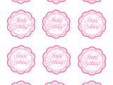Cupcake Picks Template 8 Best Images Of Free Printable Cupcake toppers Free
